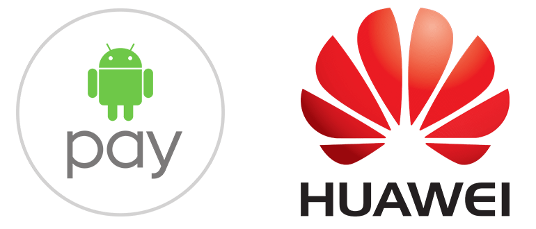 Android Pay на Huawei