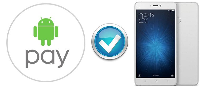 Android Pay на Xiaomi Mi5s не работает как решить проблему