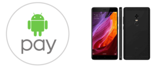 Android Pay на Xiaomi Redmi 4x