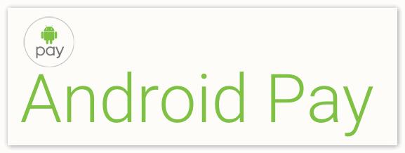 Андроид Пей лого