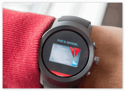Android Wear в умных часах