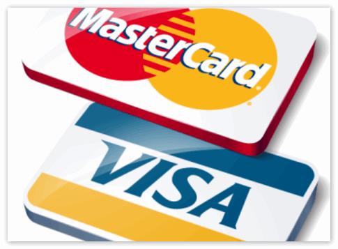 Банковские карты Виза и МастерКард
