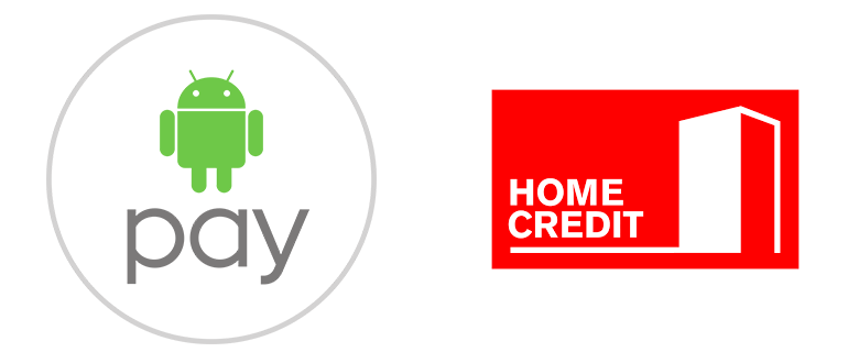 Home Credit Bank и Android Pay