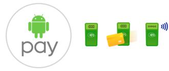 Как оплачивать через Android Pay Сбербанк