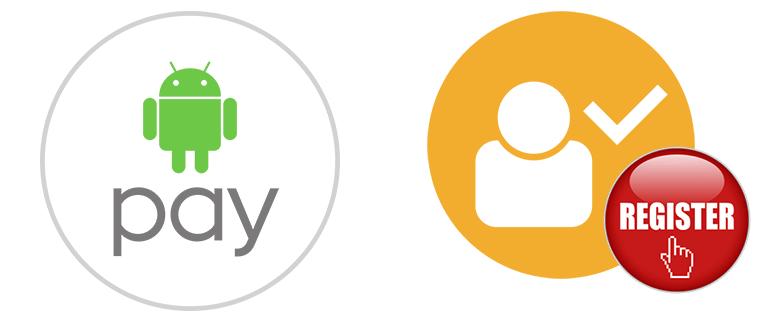 Как зарегистрироваться и подключить Android Pay