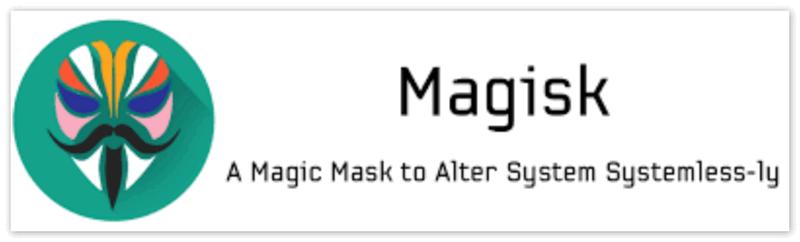 Magisk Meneger логотип