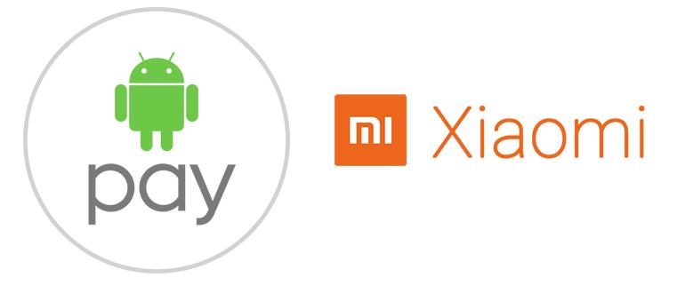 Модели телефонов Xiaomi поддерживающие Android Pay
