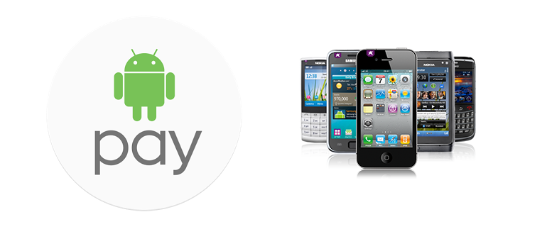 На каких телефонах работает Android Pay