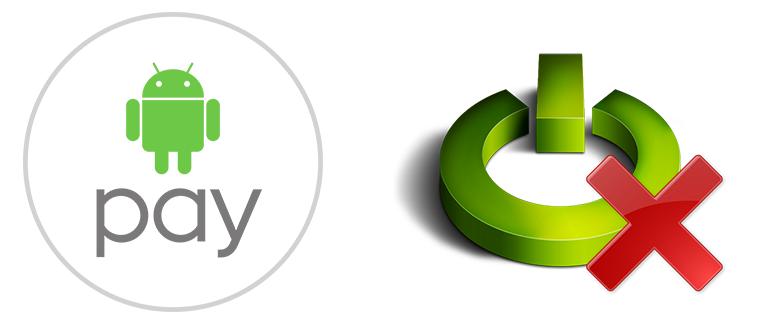 Не запускается Android Pay