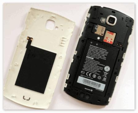 NFC-чип в гаджете