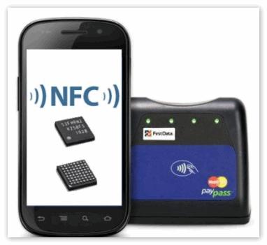 NFC на телефоне