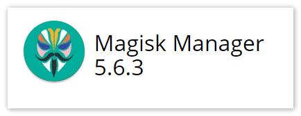 Приложение Magisk Manager