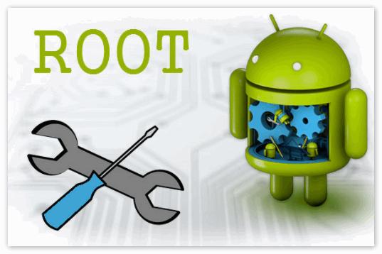 Root-права логотип