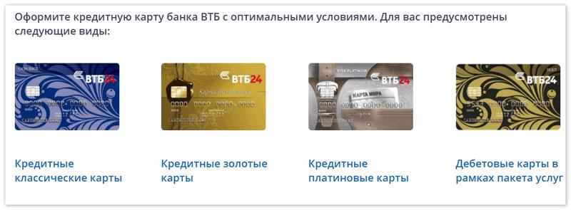 Сайта Банка ВТБ