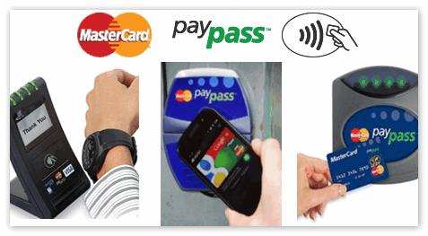 Терминалы с поддержкой бесконтактных платежей