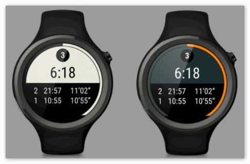 Умные часы Motorola 360 Sport