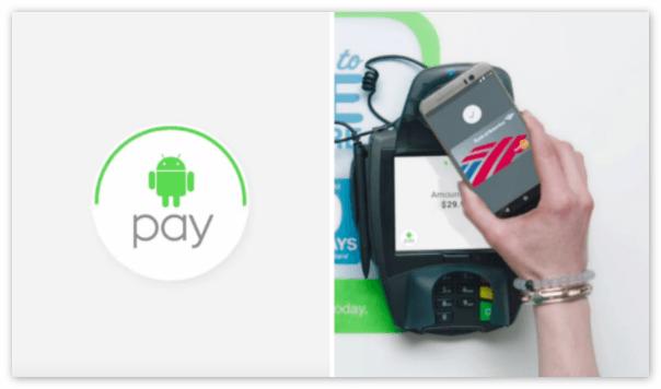 Андроид Пей оплата