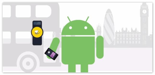 Андроид Пей в транспорте
