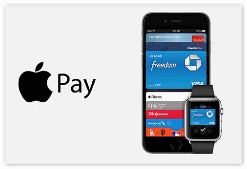 Apple Pay в умных часах