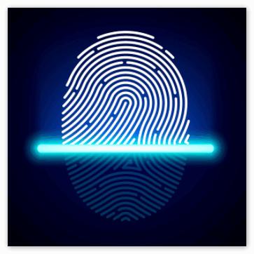 Cканер отпечатков пальцев