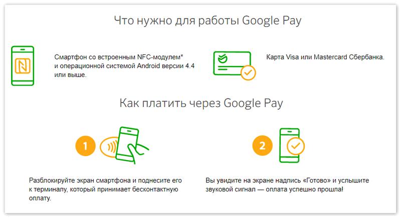 Как работает Android Pay