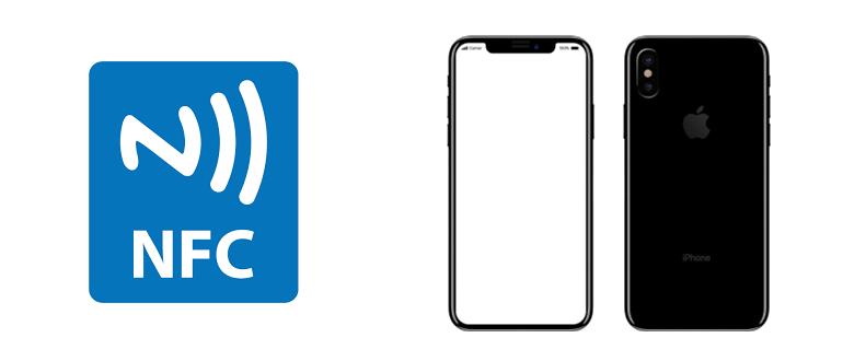 NFC на телефоне iPhone