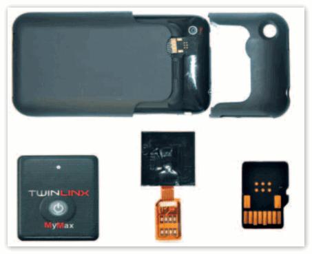НФС чип на смартфон