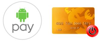 Отвязать карту от Android Pay