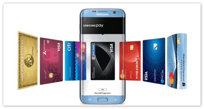 Приложение для оплаты Samsung Pay