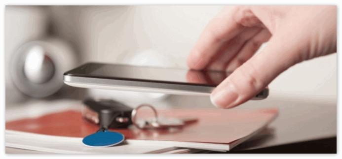 Работа с NFC-метками