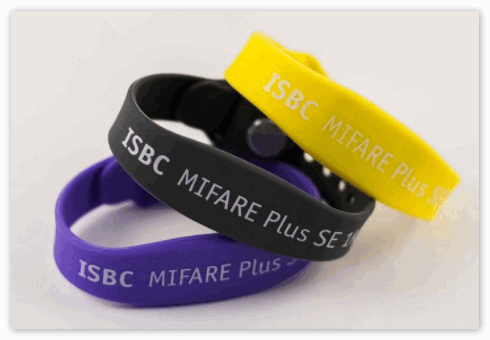 Смарт-браслет от MIFARE
