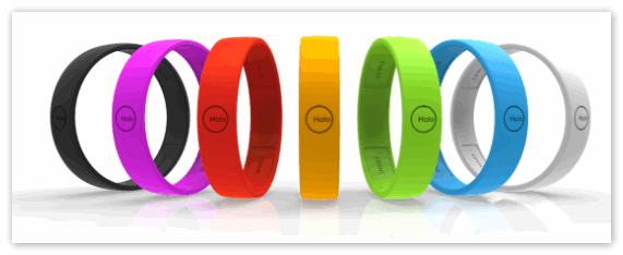 Смарт-браслеты с NFC чипом