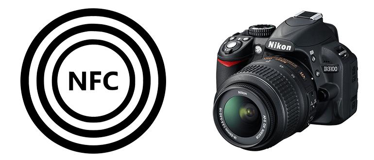 Технология NFC в фотоаппарате