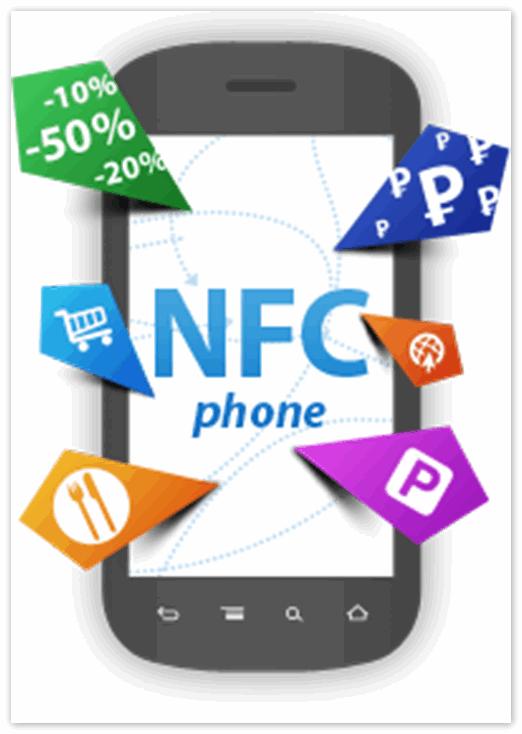 Топ-функционал NFC в Xperia