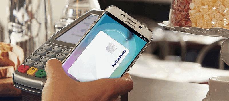 Использование Samsung Pay в магазине