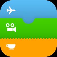 Логотип Passbook