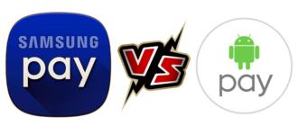 Samsung Pay или Android Pay- основные различия