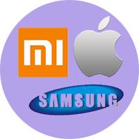 Телефоны, поддерживающие NFC платежи