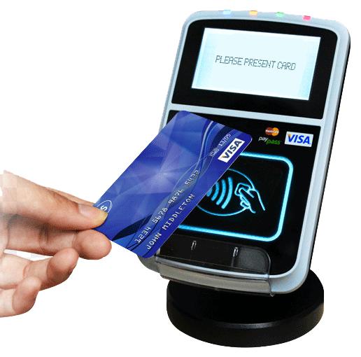 Бесконтактный платеж через телефон