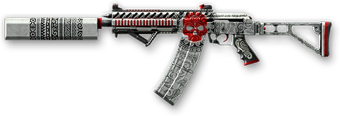 Оружие 7 в Warface