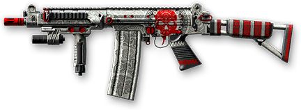 Оружие 8 в Warface