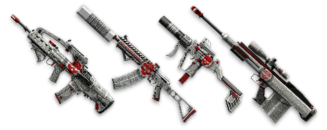 Пушки KIWI в Warface через VK Pay