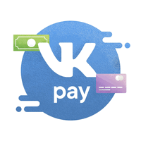 Значок VK Pay