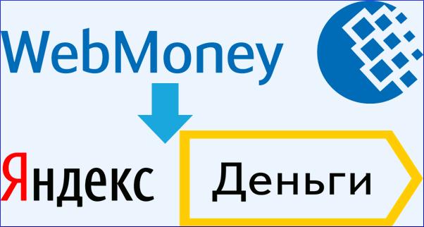 Вебмани и Яндекс.Деньги