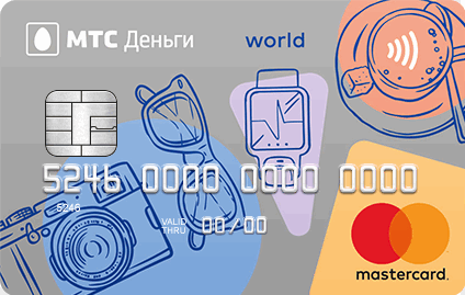 Карта МТС Weekend MTS Pay