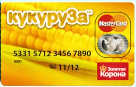 кукуруза для PayPal