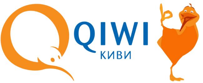 Логотип системы Qiwi