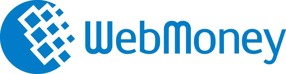 Логотип системы WebMoney