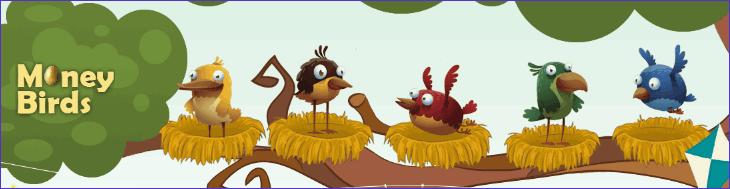 Money Birds Qiwi