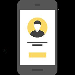 Номер счета в мобильном приложении Яндекс Деньги